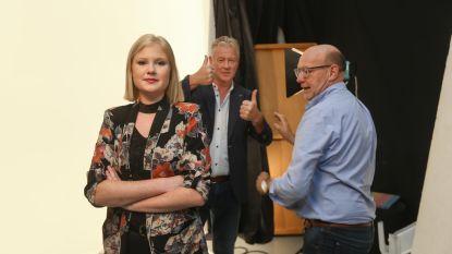 Voetbaltrainer Peter Maes staat achter campagne van dochter An-Sofie