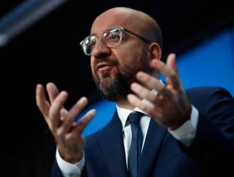 """""""Turkije moet kat-en-muisspel stoppen"""": Charles Michel sluit Europese sancties niet uit"""