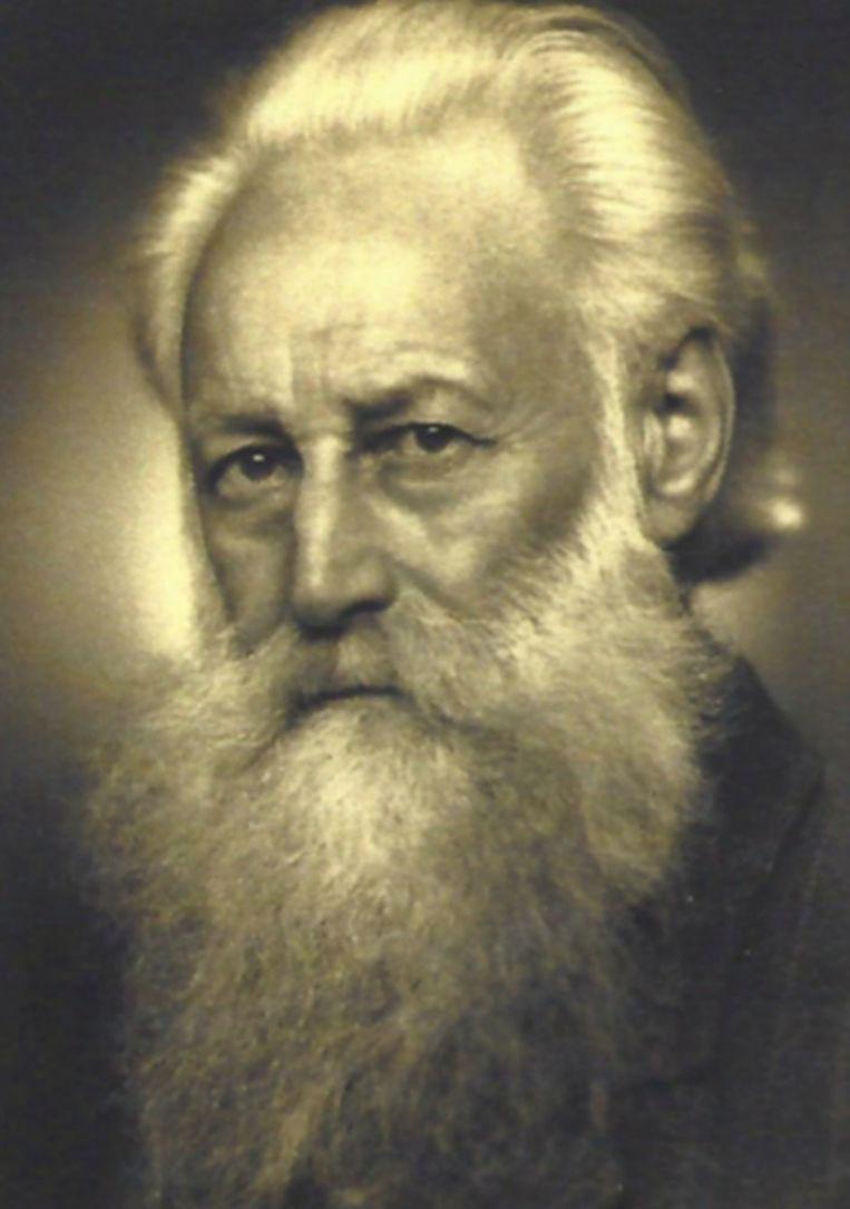 Edmond Verstraeten stond bekend als de 'Meester van Sombeke'.