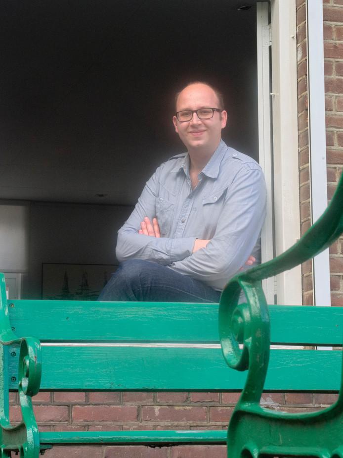 Paul van der Meer.