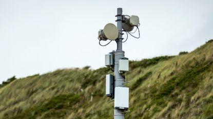 Telenet krijgt vergunning voor zendmast aan voetbalvelden Wildert