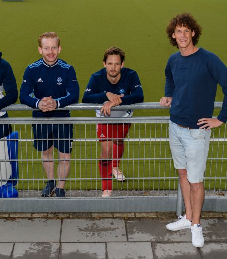 HC Tilburg moet Krens weer weken missen