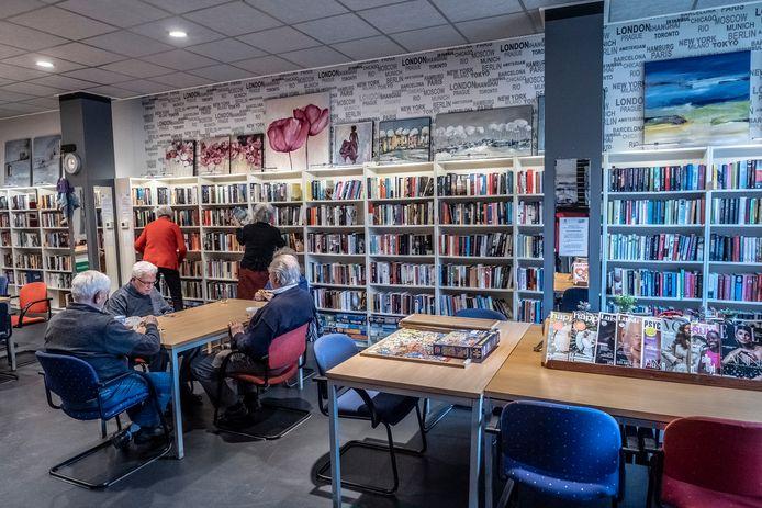 De bibliotheken zijn uitgestorven de komende weken, ook in Twello, Brummen en Eerbeek.