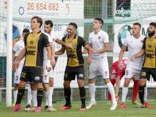 Ook Europese opponent van Willem II verliest in competitie