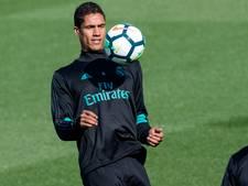 Real Madrid verlengt ook met Varane