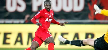 FC Twente eert Tioté voor aanvang eerste thuisduel