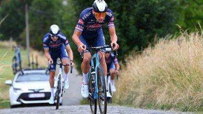 KOERS KORT. Van der Poel kent ploegmaten voor Strade Bianche - Giro neemt nog extra aankomst bergop in parcours op