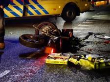 Brommerrijder gewond bij botsing met auto in Rijkevoort