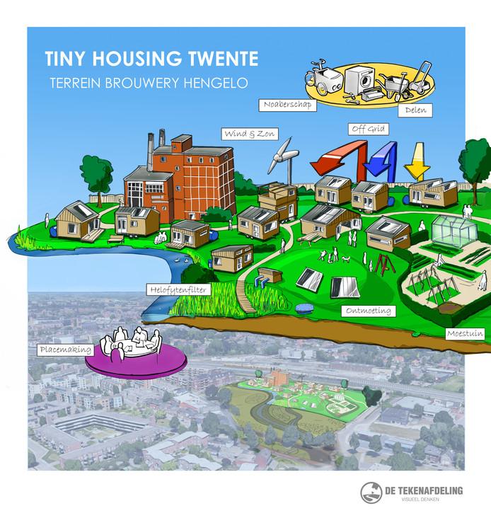 Tiny Houses Hengelo