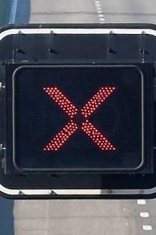 Ongeluk op A15 zorgt voor flinke vertraging in richting van Gorinchem