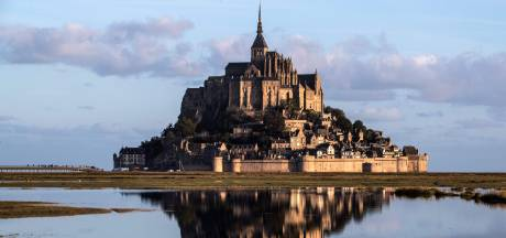 Une partie de pêche tragique au Mont-Saint-Michel
