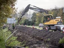 Biogasnetwerk Noord Deurningen nadert plaats bestemming