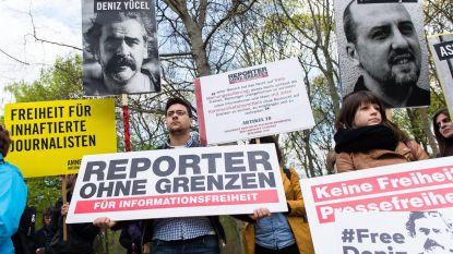 Wereldwijd 250 journalisten in gevangenis, vooral in China en Turkije