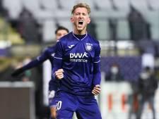 Anderlecht retrouve le sourire, quatrième défaite de rang pour Charleroi