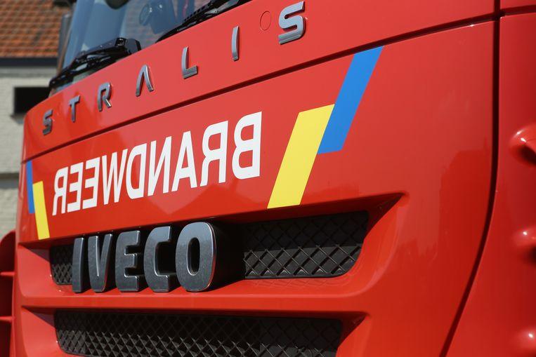 Brandweerlui hadden het vuurtje snel onder controle