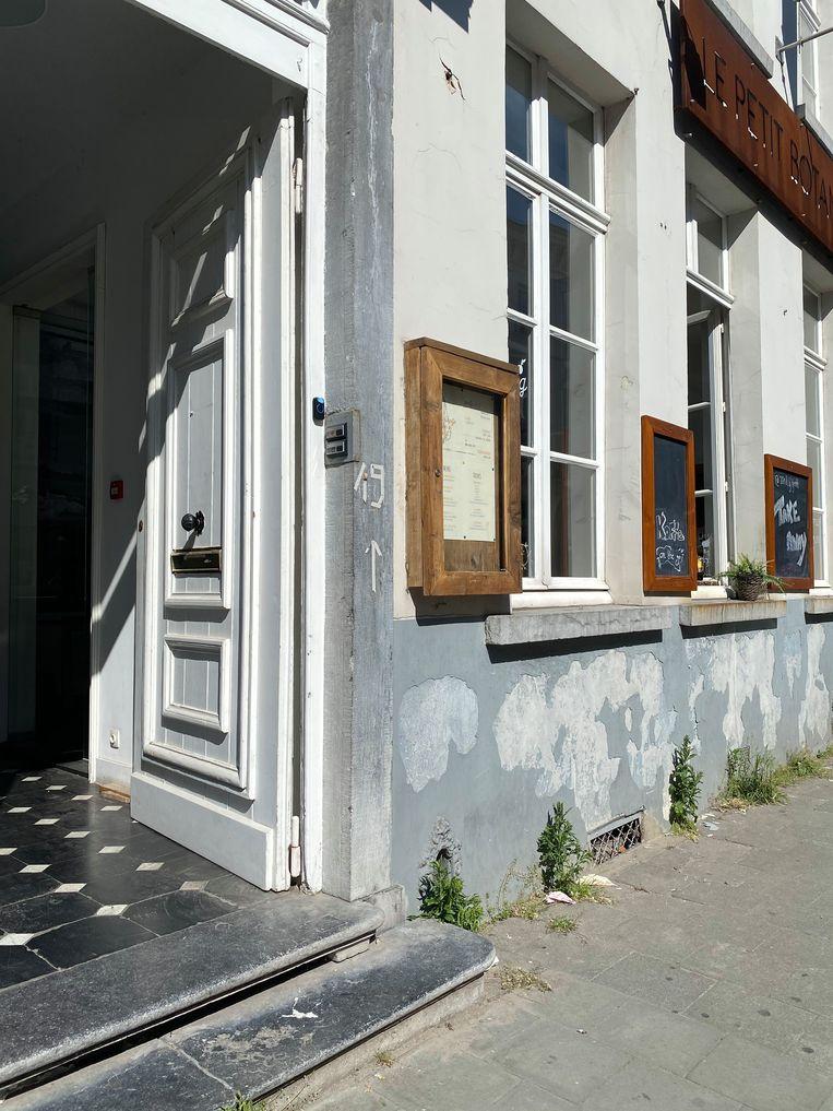 Aardig in de Kammerstraat.