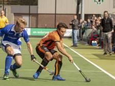 Slecht weekeinde mannen Oranje-Rood: Kampong wint in Eindhoven
