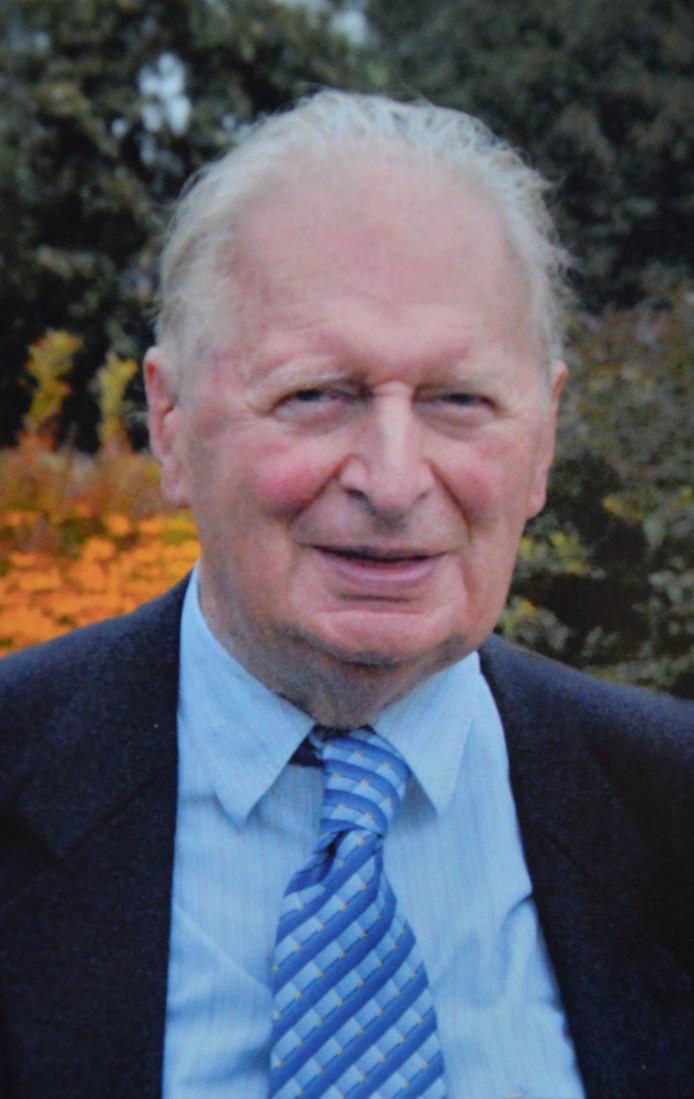 Fritz Derom stierf eind april op 91-jarige leeftijd.