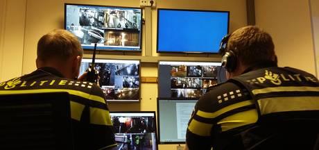 Na vandalisme en mishandeling: camera's in uitgaansgebied Steenbergen
