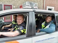 Braboneger liep mee met politie Tilburg: 'Verrekte veul meldingen'
