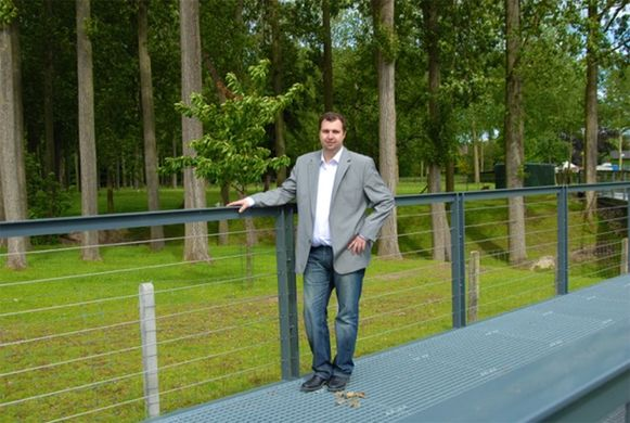 Guy Dumst is een van de organisatoren van het nieuwe festival.