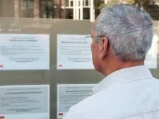 Veel meer werklozen in West-Brabant door corona
