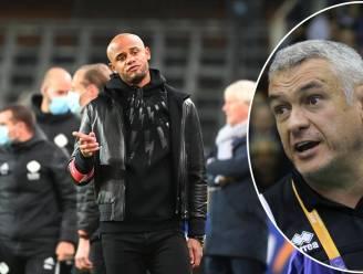 """Anderlecht-trainer Vincent Kompany werkt voor zijn eigen ontwikkeling samen met volleybalcoach Gert Vande Broek: """"Hij is mijn klankbord"""""""