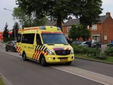 Fietser gewond na aanrijding met auto op Nieuwe Tielseweg