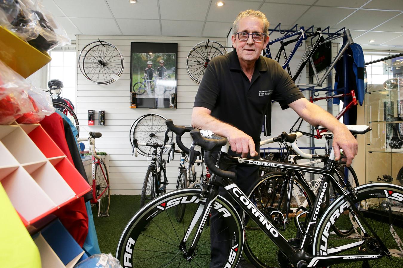 100817 Kees Noorloos stopt ermee als fietshandelaar