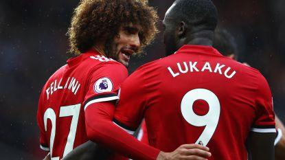 FT buitenland: Lukaku en Fellaini opnieuw speelklaar - Salah is Afrikaans Speler van het Jaar
