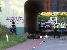 School rouwt om omgekomen motorrijder