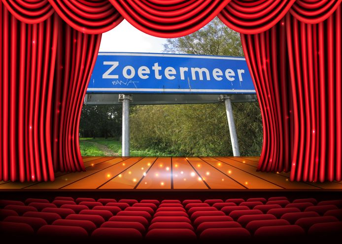 Theater Zoetermeer.