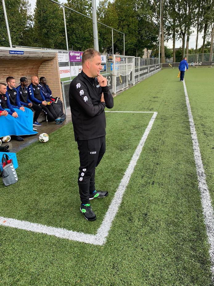 Lorenzo Boudewijns staat ook volgend seizoen voor de groep bij Boeimeer.