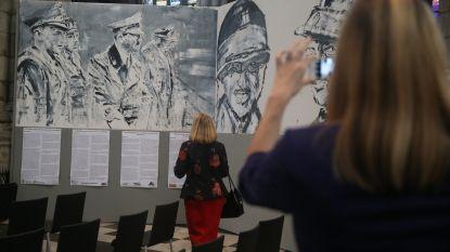 Controversiële expo met beeltenis Hitler opent in Sint-Baafskathedraal