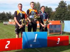 Jan van Tongeren pakt nationale handboogtitel in Ulvenhout