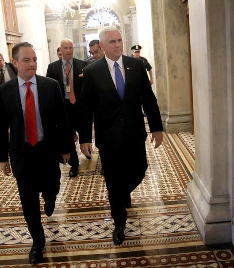 Senaat opent debat over intrekken Obamacare