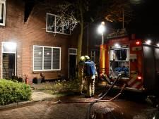 Brandje in woning Veersesingel Middelburg