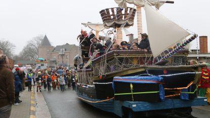 Video: Eerste carnavalsstoet trekt door Glabbeek