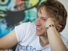 Dit was het jaar van Bas Tietema: Zwollenaar fietst en filmt zichzelf naar de top