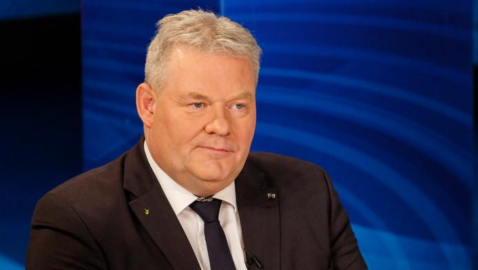 Le Premier ministre islandais Sigurdur Ingi Johannsson.