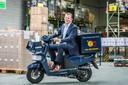 Sandd kocht vorige maand kleine rivaal Van Straaten Post. Directeur/oprichter Paul van Straaten (foto) wordt commercieel-directeur bij Sandd