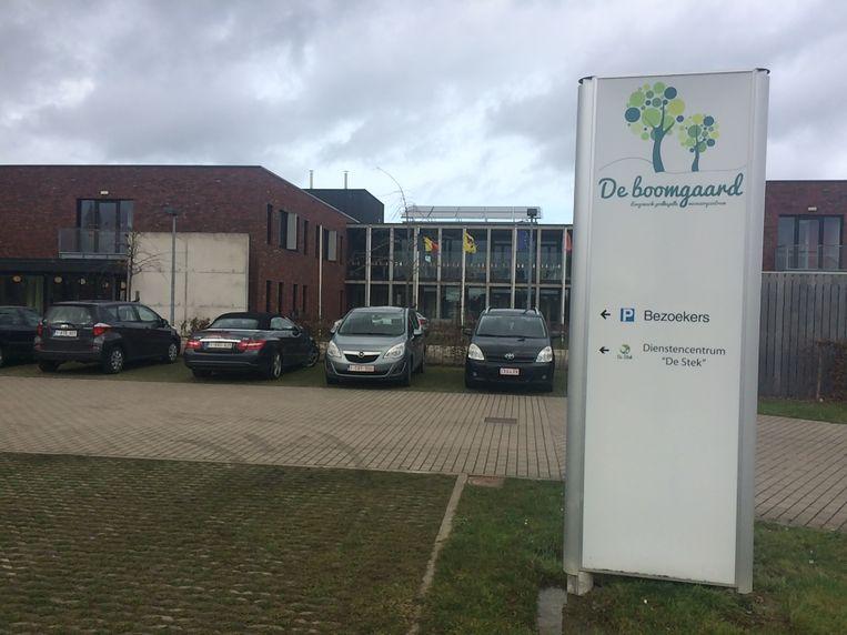 De capaciteit van het rusthuis in de Zonnebekestraat wordt binnenkort aanzienlijk vergroot.