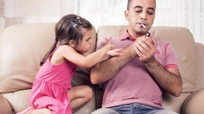 Aantal kinderen dat dagelijks in rook zit in vier jaar tijd gehalveerd