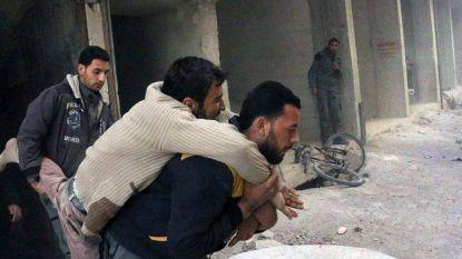 Syrische regime herovert meer dan de helft van rebellenenclave in Oost-Ghouta
