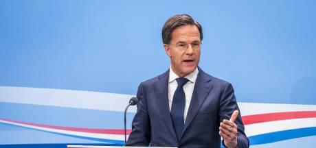 Kijk hier live mee naar de persconferentie van Rutte na afloop van de ministerraad
