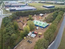 Festival 'Het Wilde Woud' valt in de smaak in Berghem