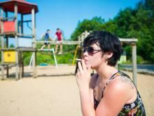 Roken in de speeltuin wordt verboden