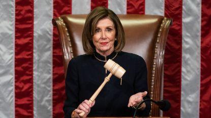Na urenlang debat: Amerikaans Huis van Afgevaardigden stemt voor impeachment Trump