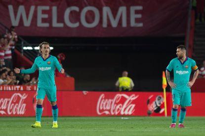 Stuntzege in La Liga: zwak Barcelona gaat de boot in bij Granada