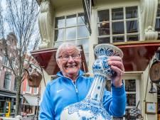 Gemeente Delft schiet horeca en detailhandel te hulp: 'Niemand koopt nog Delfts Blauw'